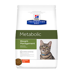 Hills PD Feline Metabolic Weight Management