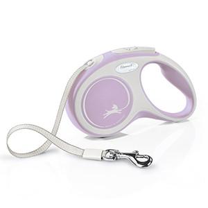 Flexi New Comfort Bånd, 5 Meter, Purple