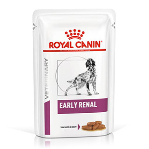 Royal Canin Early Renal, Dog, Vådfoder, 12x100g