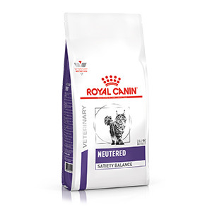 Royal Canin Neutered Satiety Balance katt