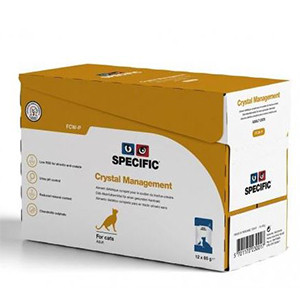 Specific FCW-P Crystal Management 12x85g