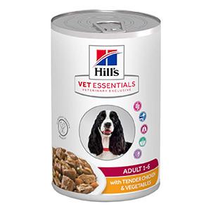 Hills VE Canine Adult, Chicken & Vegetables, 363g