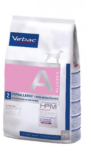 virbac HPM DOG A2 - Allergy Hypoallergy Salmom