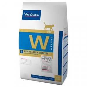 Virbac Cat W1 Weight Loss & Diabetes
